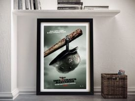 Buy Inglourious Basterds Framed Movie Wall Art