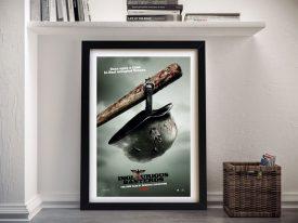 Buy Inglourious Basterds Framed Movie Wall Art