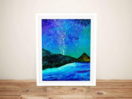 Buy Magic Night Framed Art by Chiara Magni