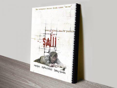 Buy a Saw Poster Print Unique Gift Ideas AU