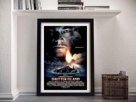 Buy Shutter Island Movie Poster Print