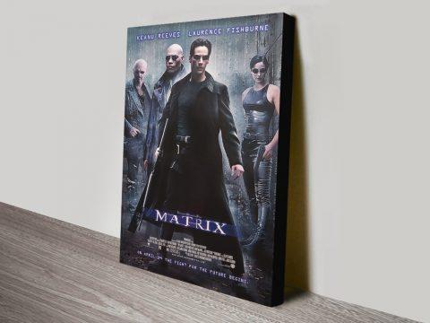 Buy The Matrix Cheap Movie Poster Prints AU
