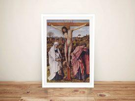 Buy Christ on the Cross Framed Wall Art