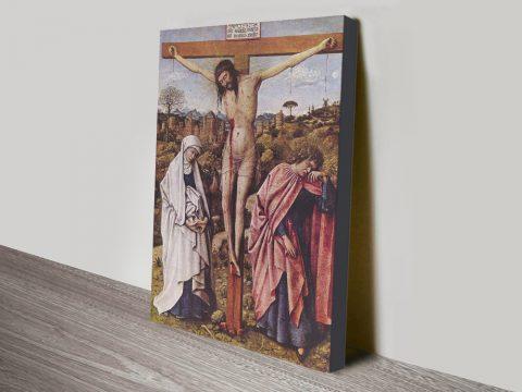 Buy Affordable Jan Van Eyck Canvas Prints AU