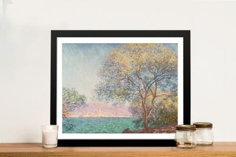 Buy Antibes in the Morning Classic Wall Art