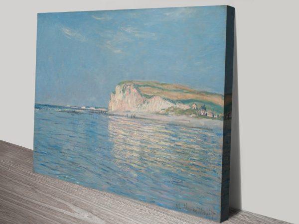 Buy Low Tide at Pourville Cheap Monet Prints AU