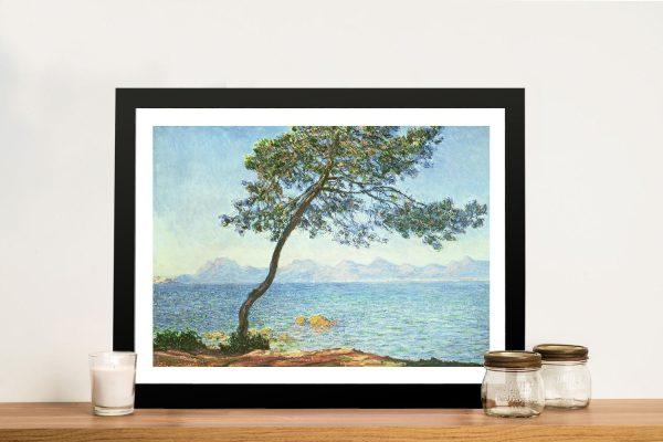 Buy The Esterel Mountains Canvas Wall Art
