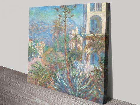 Buy a Villas at Bordighera Print Gift Ideas AU