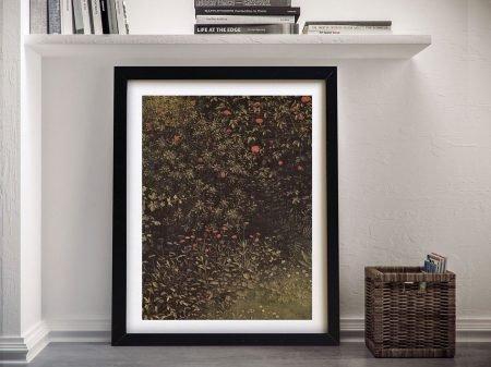 Buy a Flowering Shrubs & Plants Canvas Print