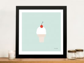 Buy Ice Cream Cone ll Cute Art for Kids