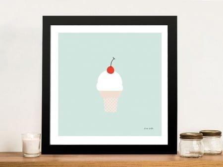 Buy Ice Cream Cone ll Cute Art for Kids