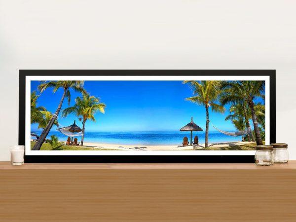 Buy a Print of Mauritius Beach Gift Ideas AU