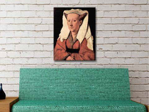 Buy Affordable Jan Van Eyck Classic Prints AU