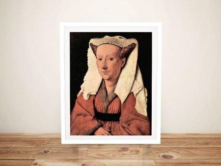 Buy Portrait of Margaretha Classic Wall Art