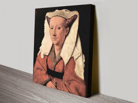 Buy Classic Art Portraits by Van Eyck Gift Ideas AU