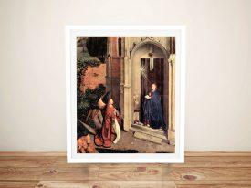 Buy a Print of Proclamation by Jan Van Eyck