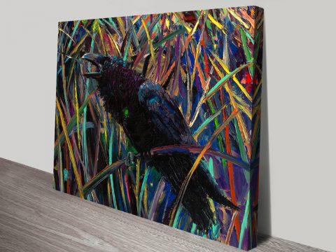 Buy Raven of Wapiti Affordable Iris Scott Art AU