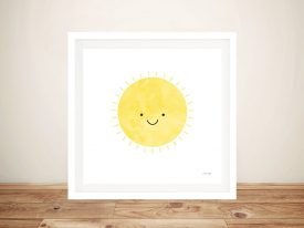 Buy Sunny Days Fun and Fresh Kids Wall Art