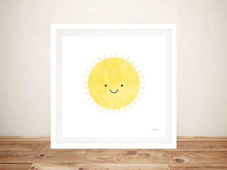 Buy Sunny Days Fun and Fresh Kids Wall Art