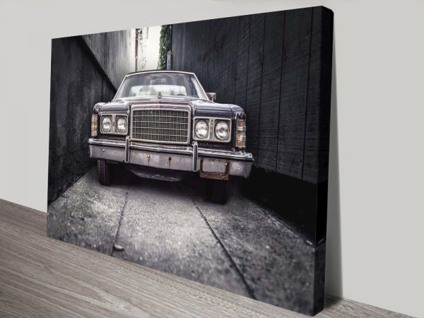 Buy Classic Vintage Car Wall Art at Low Prices AU