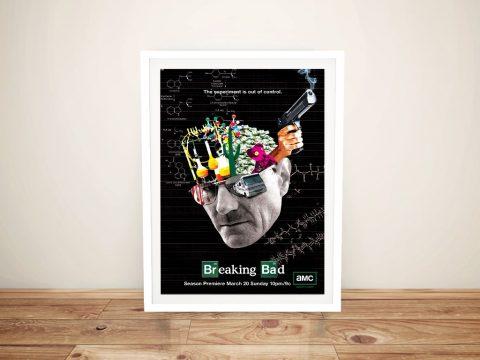 Buy a Breaking Bad Season Premiere Poster