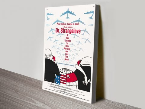 Buy a Dr Strangelove Poster Great Gifts Online