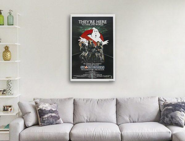 Buy Ghostbusters Wall Art Amazing Gifts AU
