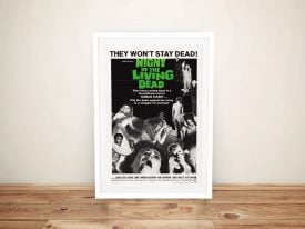 Buy a Night of the Living Dead Poster Print