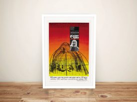 Buy a Planet of the Apes Framed Poster Print