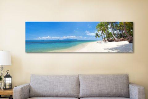 Buy Panoramic Wall Art Featuring Paradise