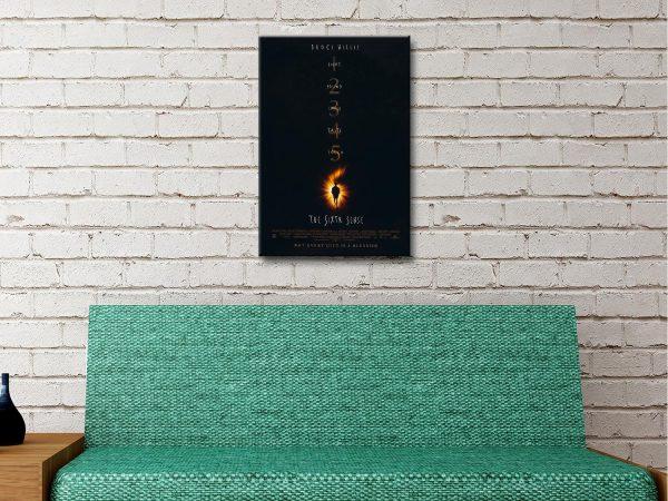 The Sixth Sense Poster Reprint For Sale AU
