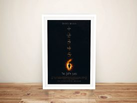 Buy a Movie Poster Print for The Sixth Sense