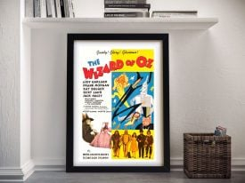 Buy a Poster Print for The Wizard of Oz