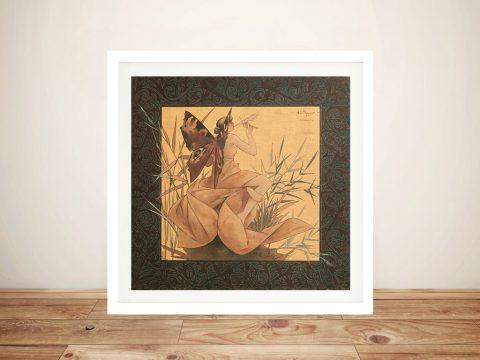 Buy Alexandre de Riquer Fine Art Nymph Prints