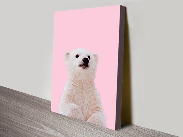 Buy Affordable Nursery Wall Art Baby Animals