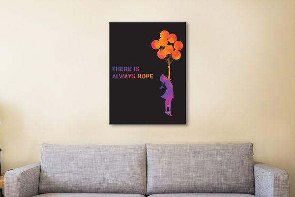 Banksy Style Prints Unique Gifts for Sale AU