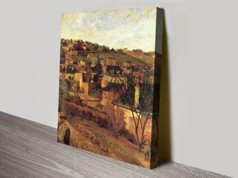 Buy Beautiful Gauguin Landscape Art Online