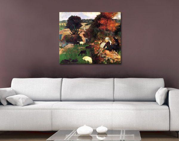 Buy Breton Shepherds Canvas Art Gift Ideas AU