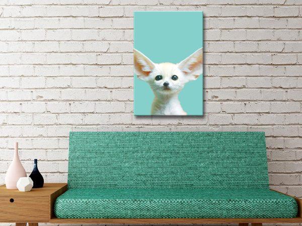 Buy Fox Cub Wall Art Perfect Nursery Decor