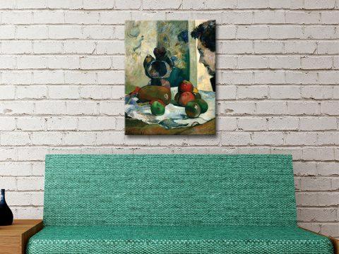 Buy Affordable Gauguin Still Life Wall Art Online