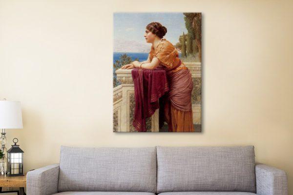 Buy Cheap Canvas Prints of Art by Godward