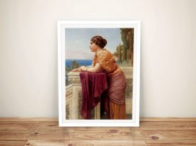 Buy The Belvedere Classic Art by Godward
