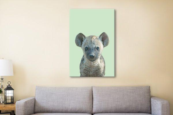 Buy Ready to Hang Original Nursery Art AU