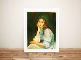 Buy Julie Dreaming a Quality Classic Art Print