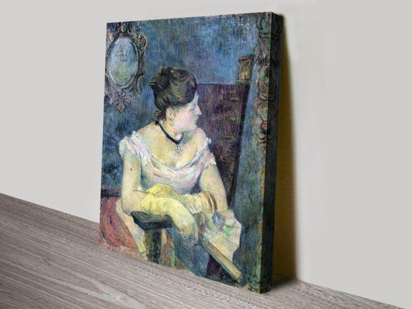 Buy Gauguin Portrait Prints Ready to Hang