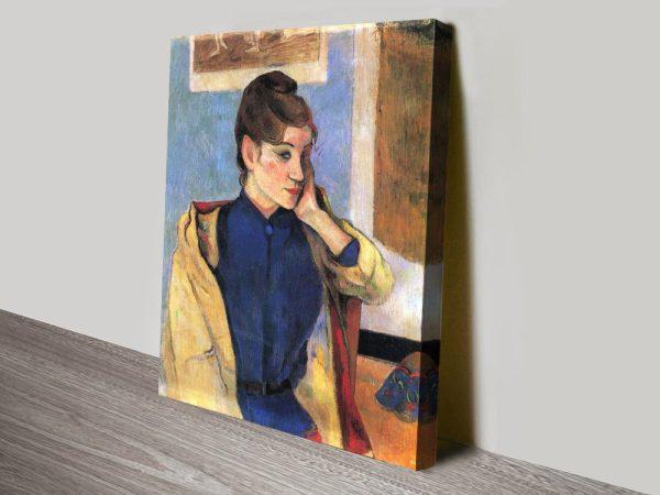 Buy Affordable Gauguin Classic Portrait Prints AU