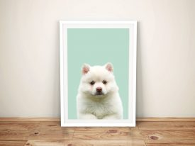 Buy Perfect Puppy Kids Room Wall Art