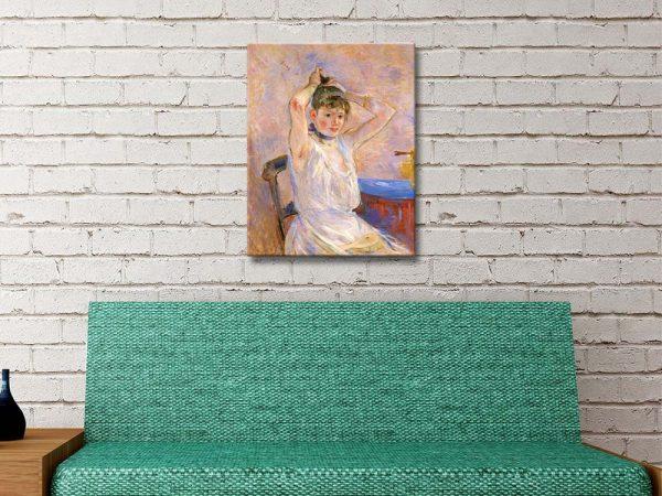 Buy Ready to Hang Morisot Portrait Prints