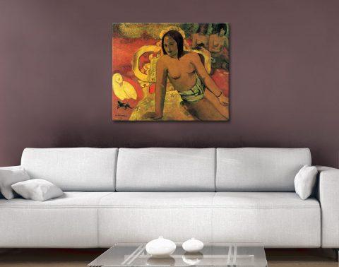 Buy Affordable Gauguin Canvas Artwork Online