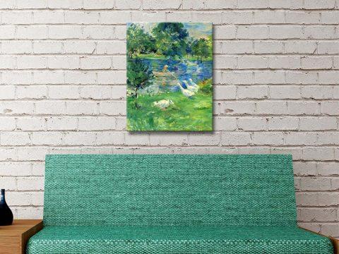 Buy Berthe Morisot Quality Fine Art Prints